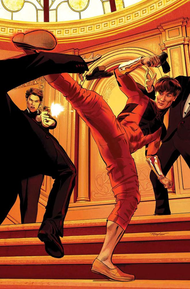 Bành Vu Yến được đề cử đóng phim siêu anh hùng Shang Chi của Marvel-2