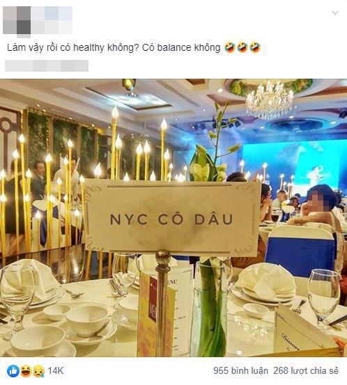 Bức ảnh của 1 đám cưới gây xôn xao mạng xã hội: Ai cũng tò mò khuôn mặt cô dâu thế nào...-1