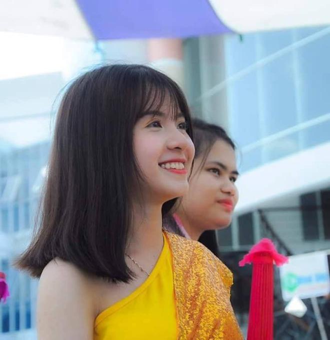 Diện trang phục người Campuchia, nữ sinh 18 tuổi bất ngờ gây sốt vì lý do quá đặc biệt-1