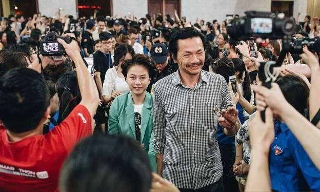 Diễn viên Trung Anh: Nhiều người gặp tôi bây giờ cứ xưng con, kể cả đã lớn tuổi-3