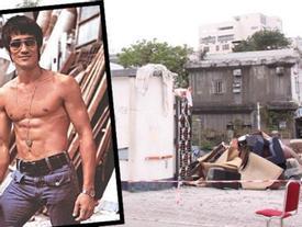 Tài tử TVB xót xa khi nhà cũ của Lý Tiểu Long bị phá bỏ
