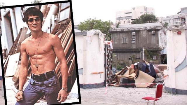 Tài tử TVB xót xa khi nhà cũ của Lý Tiểu Long bị phá bỏ-1