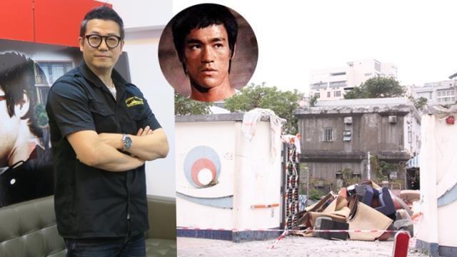 Tài tử TVB xót xa khi nhà cũ của Lý Tiểu Long bị phá bỏ-2