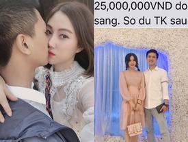 Cô gái Đắk Lắk 'số hưởng', được bạn trai chuyển khoản cho 25 triệu chỉ để ăn sáng gây xôn xao
