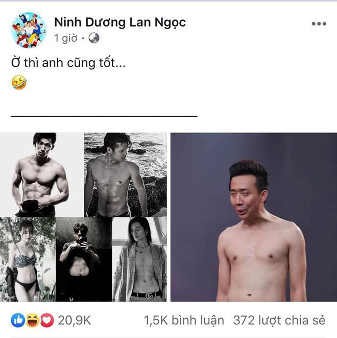 BB Trần dìm hàng Trấn Thành bằng loạt ảnh ngủ xấu ở Running Man-5