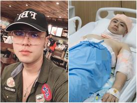 Cận cảnh quá trình phẫu thuật thẩm mỹ từ cấy tóc đến hút mỡ tốn đến 300 triệu để lấy lại vóc dáng của Akira Phan