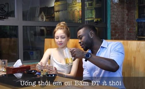 Hơn 3 tháng sau khi lộ clip nóng, hotgirl Trâm Anh bất ngờ trở thành nữ chính trong MV của Youtuber nổi tiếng?-2