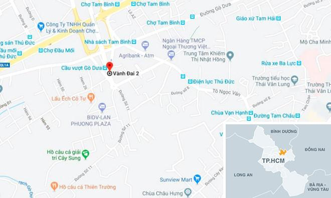 2 bé trai bị điện giật tử vong tại công trình đường Vành Đai 2-2
