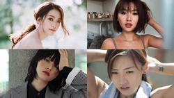 Bốn hot girl Hong Kong: Người làm nghề bốc vác, kẻ đi thi hoa hậu