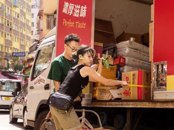 Bốn hot girl Hong Kong: Người làm nghề bốc vác, kẻ đi thi hoa hậu-11