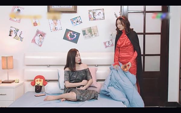 Sĩ diện trước mặt crush, Diệu Nhi nhận kết đắng khi phải hẹn hò với chân gà trong tập 80 Gia đình là số 1-3