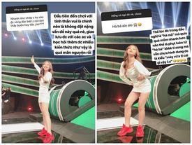 Bạn gái Quang Hải nói tới 'Nhanh Như Chớp' để 'chơi vui là chính'