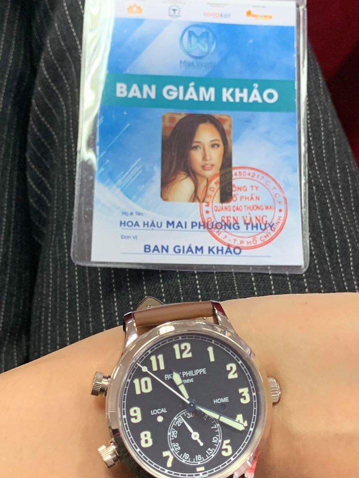 Tự cảm thấy hơi đàn ông, Mai Phương Thúy đặt đồng hồ to trị giá gần 1,4 tỷ để đeo-5