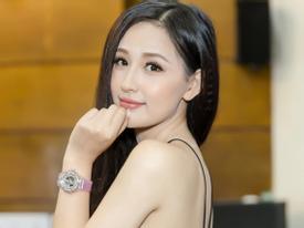 Tự cảm thấy hơi 'đàn ông', Mai Phương Thúy đặt đồng hồ to trị giá gần 1,4 tỷ để đeo