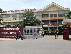 Nữ điều dưỡng bị người nhà bệnh nhân hành hung phải nhập viện