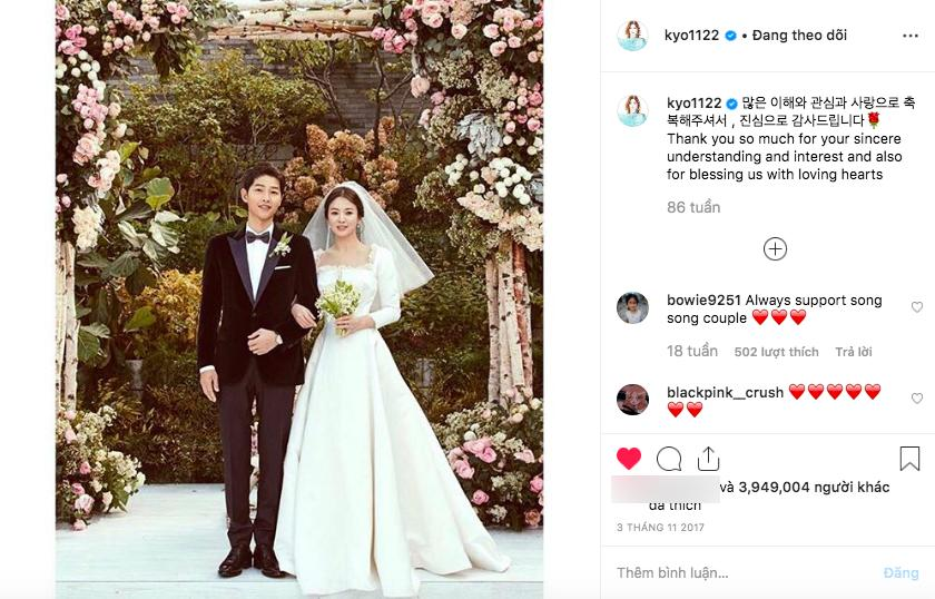 Tòa vừa thông báo chính thức ly hôn, Song Hye Kyo lập tức có hành động dứt tình với chồng cũ-4