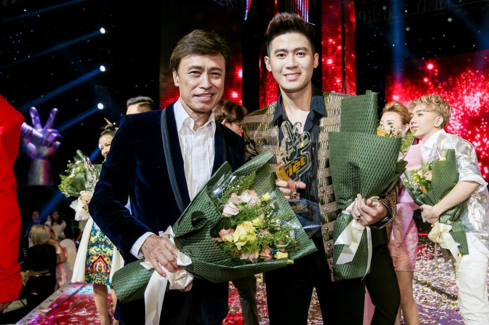 Cư dân mạng nói gì về kết quả cuối cùng tại The Voice - Giọng hát Việt 2019?-1