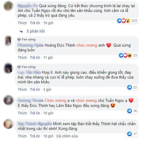 Cư dân mạng nói gì về kết quả cuối cùng tại The Voice - Giọng hát Việt 2019?-4