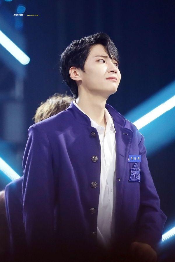 Produce X 101: Lee Jin Hyuk ra mắt tài khoản Instagram, đổi nghệ danh và kế hoạch tương lai-2