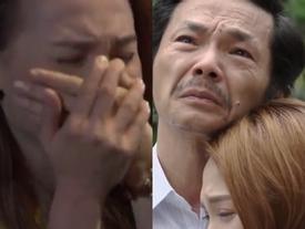 Không thể để Thư rơi lệ thêm vì Vũ, fans thay bố Sơn mượn thơ khuyên cô hãy về nhà gây xúc động mạnh