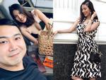 Lấy chồng giàu nhưng Lan Khuê tiết kiệm tối đa: Mang bầu 6 tháng vẫn dùng lại váy thời thiếu nữ