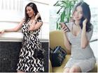 Lan Khuê xứng danh 'bà bầu kỳ lạ' nhất showbiz: Mang thai vẫn cố gắng hack dáng, quyết đẹp trong mọi hoàn cảnh