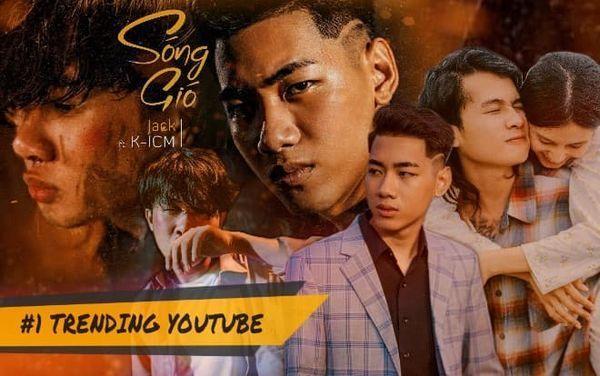 MV Sóng Gió của Jack và K-ICM chính thức cán mốc 50 triệu view với thời gian siêu tốc là…-3