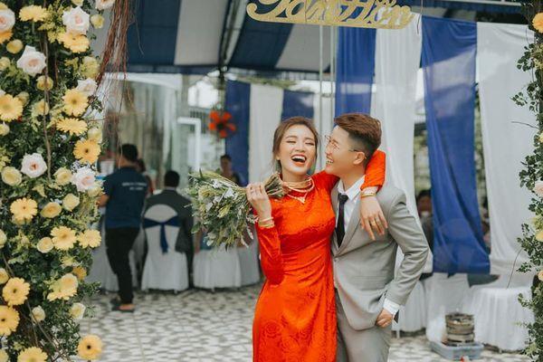 Quen nhau 5 tháng đã quyết định về chung một nhà, cặp đôi đình đám của cộng đồng LGBT Việt gây bão mạng với đám cưới hoành tráng-4