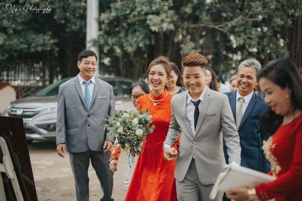 Quen nhau 5 tháng đã quyết định về chung một nhà, cặp đôi đình đám của cộng đồng LGBT Việt gây bão mạng với đám cưới hoành tráng-6