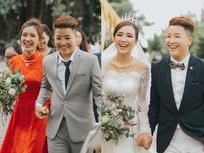 Quen nhau 5 tháng đã quyết định về chung một nhà, cặp đôi đình đám của cộng đồng LGBT Việt gây bão mạng với đám cưới hoành tráng