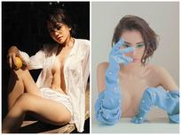 Liên tục đăng ảnh bán khỏa thân, Thiên Nga The Face định soán ngôi 'nữ hoàng sexy' của Ngọc Trinh?