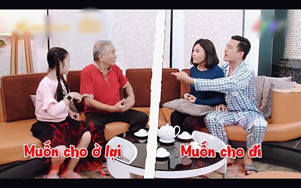 Má thiên hạ Hae Ri bản Việt lên mặt dạy đời người khác nhưng lại nói sai trong tập 78 Gia đình là số 1-3