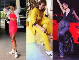 Bản tin Hoa hậu Hoàn vũ 22/7: Cùng lên đồ ton-sur-ton, H'Hen Niê có đủ xuất sắc để 'chặt chém' đại mỹ nữ?