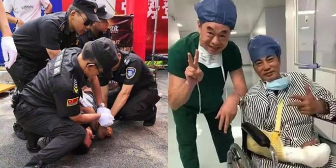 Những lần nghệ sĩ Trung Quốc bị tấn công giữa sự kiện-2