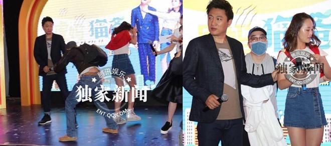 Những lần nghệ sĩ Trung Quốc bị tấn công giữa sự kiện-6