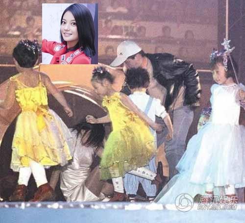 Những lần nghệ sĩ Trung Quốc bị tấn công giữa sự kiện-7