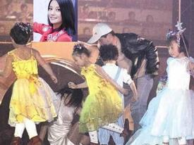 Những lần nghệ sĩ Trung Quốc bị tấn công giữa sự kiện