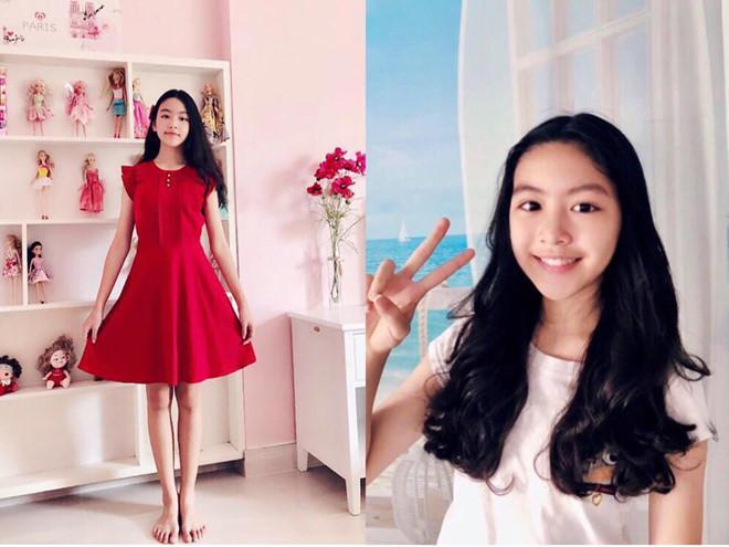 Con gái lớn của MC Quyền Linh được khen xinh như hoa hậu-2