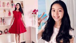 Con gái lớn của MC Quyền Linh được khen xinh như hoa hậu