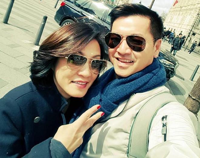 Nghệ sĩ Hồng Đào chính thức xác nhận ly hôn Quang Minh sau hơn 20 năm gắn bó-2