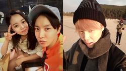 Ngắm nhan sắc thuộc hàng 'cực phẩm' như idol Kpop của hội anh chị em ruột nhóm BTS