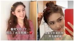 10 kiểu tóc tết cực dễ thương giúp nàng F5 diện mạo như gái Hàn