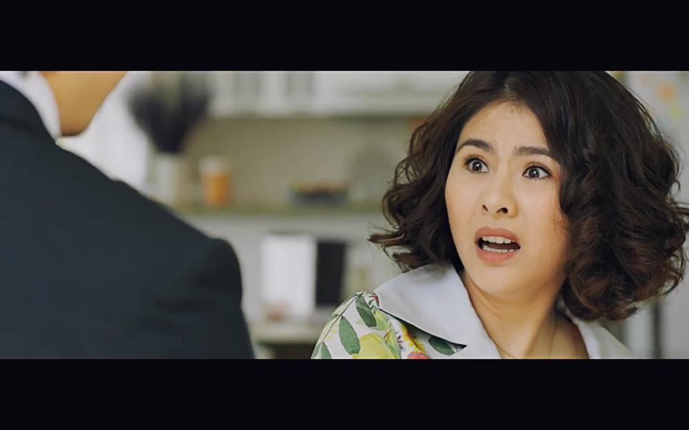 Vừa xác nhận ly hôn, Hồng Đào gặp lại Quang Minh trong phim với tình huống y hệt-2