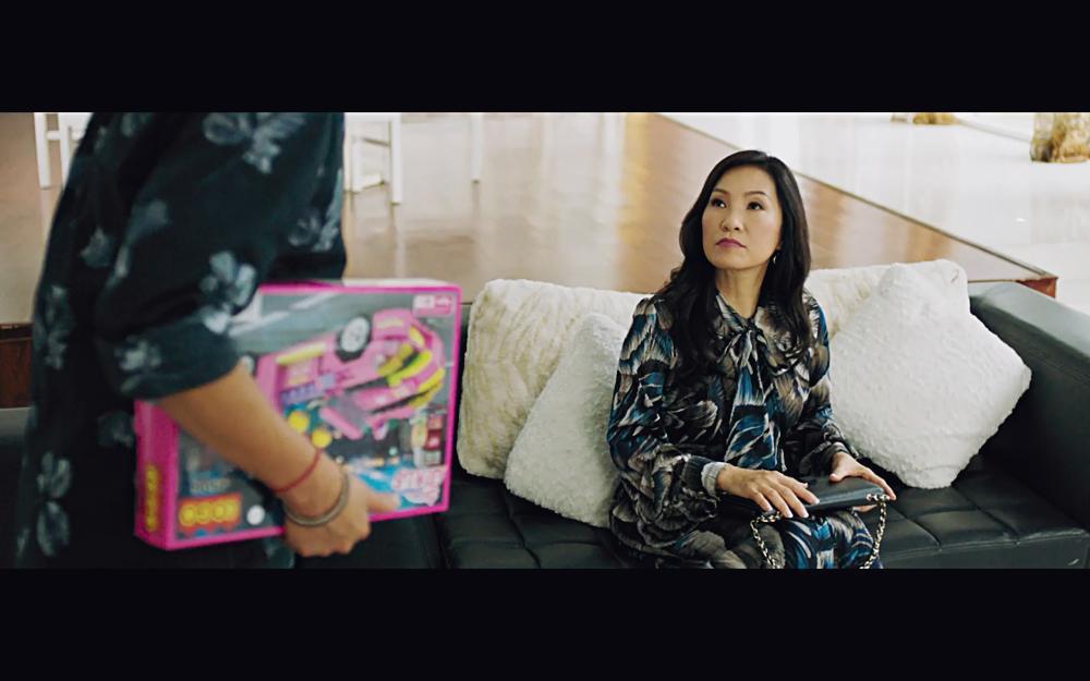 Vừa xác nhận ly hôn, Hồng Đào gặp lại Quang Minh trong phim với tình huống y hệt-3