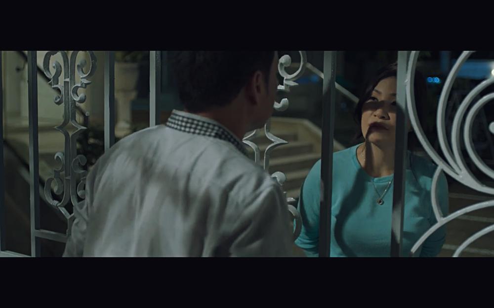 Vừa xác nhận ly hôn, Hồng Đào gặp lại Quang Minh trong phim với tình huống y hệt-11