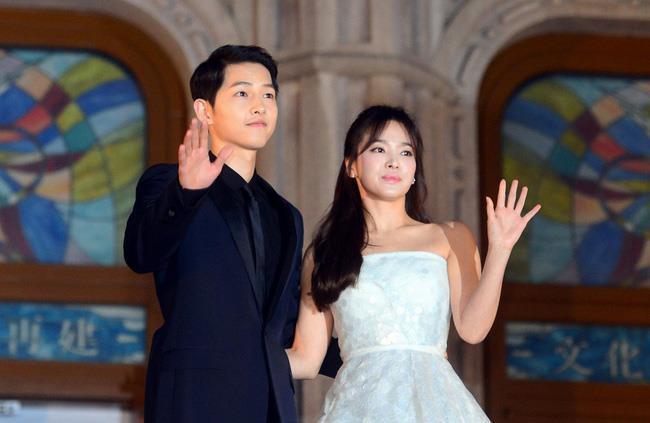 Vụ xử ly hôn của Song Hye Kyo và Song Joong Ki diễn ra trong 5 phút-1