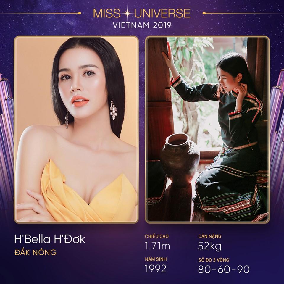 GIẬT MÌNH: Một dàn người đẹp Tây Nguyên rủ nhau thi Hoa hậu Hoàn vũ Việt Nam 2019 sau thành công của HHen Niê-2