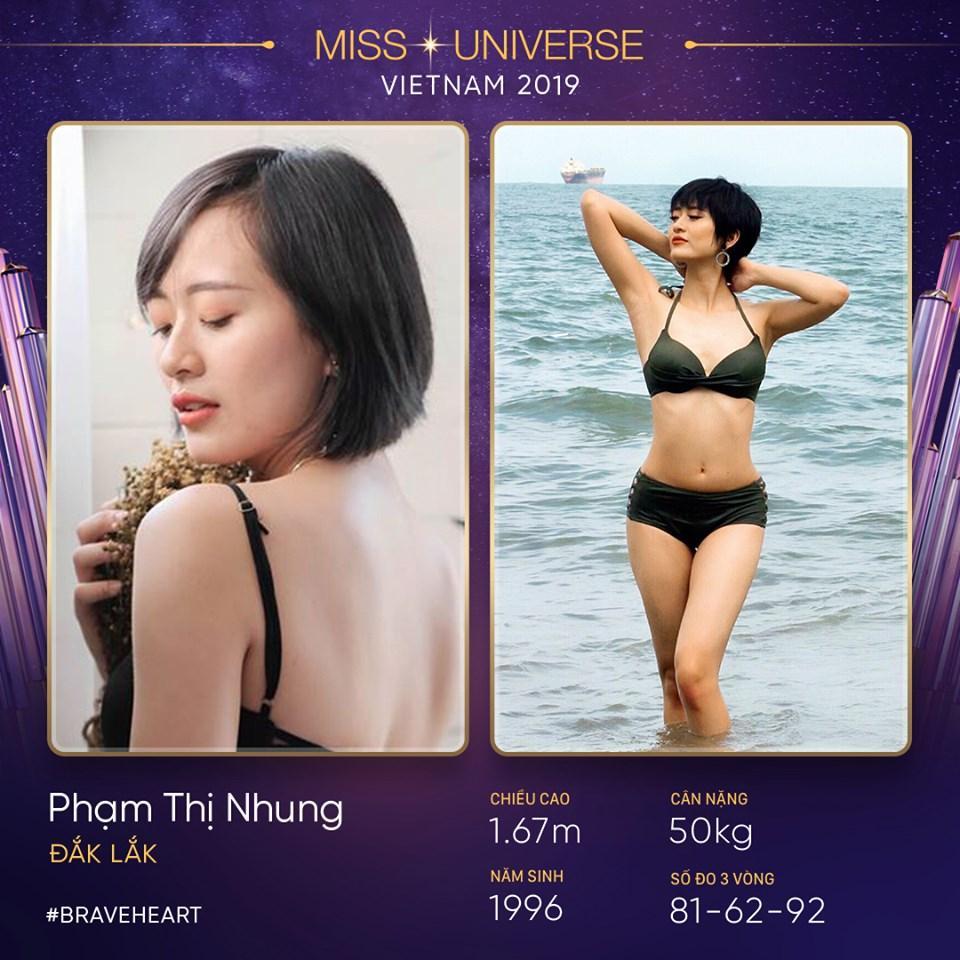 GIẬT MÌNH: Một dàn người đẹp Tây Nguyên rủ nhau thi Hoa hậu Hoàn vũ Việt Nam 2019 sau thành công của HHen Niê-6