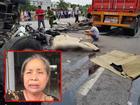 Nhân chứng kể lại tai nạn ám ảnh ở Hải Dương: 'Rùng mình khi bánh xe tải đè lên mặt 3 người'