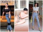BB Trần mang 20 bộ quần áo sống ảo cho 1 chuyến du lịch - Kaity Nguyễn biến hóa thành quý cô sexy lady-13